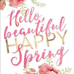 Other - Happy Spring, Welcome to my closet!